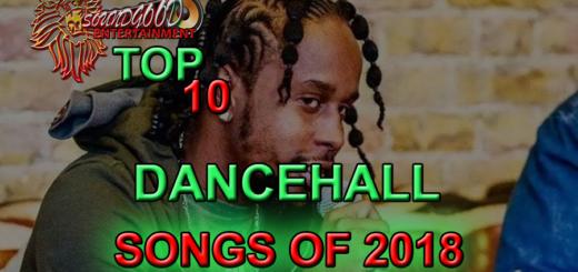 dancehall top 10 2018